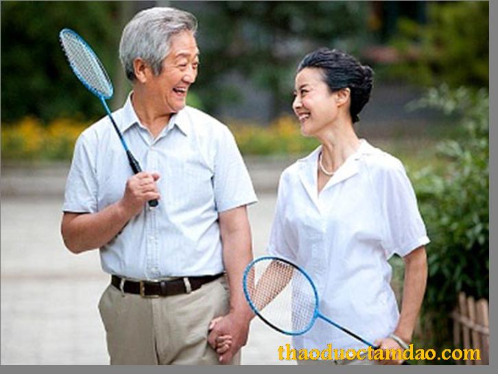 ĐTHT tăng cường thể chất ở người cao tuổi
